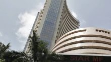 Sensex closes 299 points higher, Nifty reclaims 11,000 mark; YES Bank, TCS, SBI top gainers