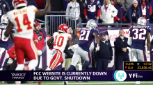 Government shutdown may impact Super Bowl ads