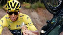 Bernal 'so happy' to be back ahead of Tour defence
