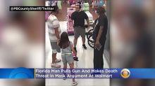Florida Man Pulls Gun, Makes Death Threat In Mask Argument At Walmart