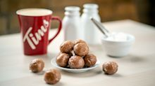 VOTE: What do you think of a 'double-double' Timbit?