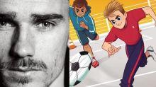 'Gol' de Griezmann: el jugador del Atlético de Madrid sorprende con su nueva faceta