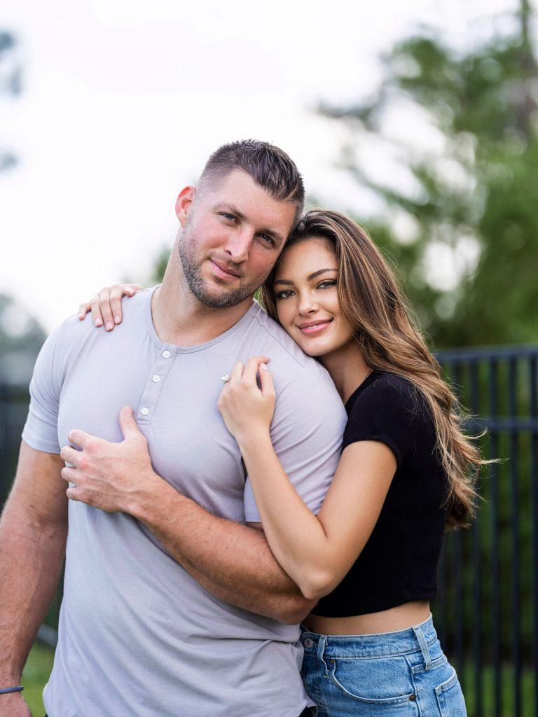 Tim Tebow And Demi Leigh Nel Peters Wedding Registry Includes Just About Everything