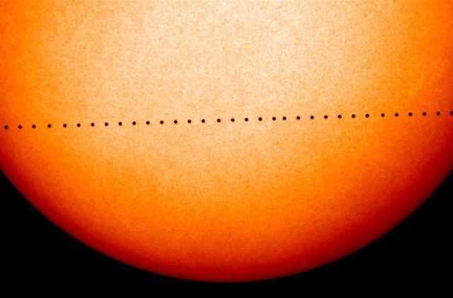 How to safely watch Mercury pass in front of the Sun today
