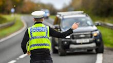 Police set up COVID checkpoints to catch lockdown flouters looking to bask in sun