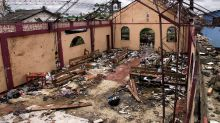 Colombia church massacre victims ID'd with DNA put to rest