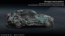GM shows off 'digital vehicle platform' enabling more in-car tech and OTA updates