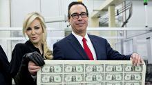 Trump's 'Bond Villains' Posing With Cash Is Your New Favorite Meme
