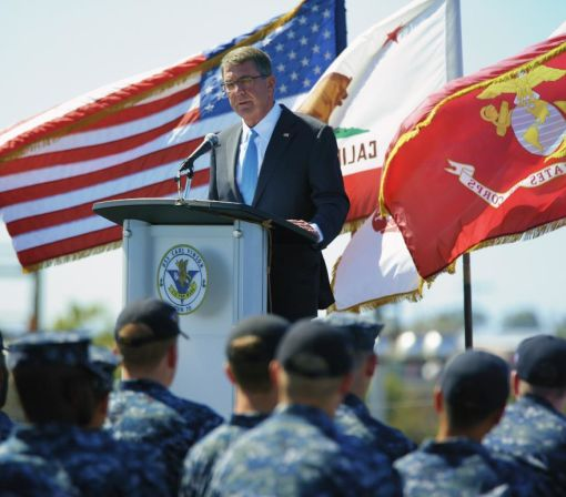 Defense secretary: US will sharpen 'military edge' in Asia