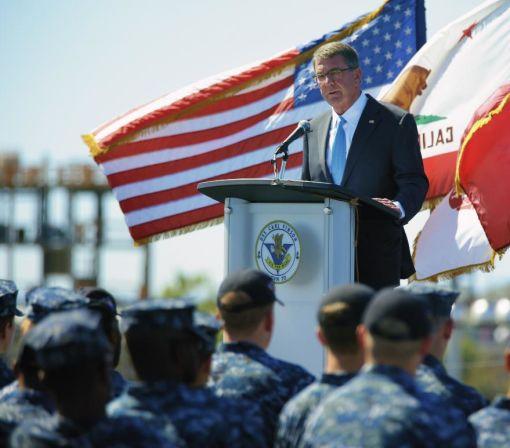 Defense secretary: US will sharpen 'military edge' in Asia