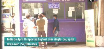 COVID: Delhi reports over 10,000 fresh cases