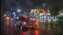 Texas Pounded With Heavy Rain, Hail