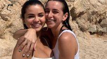 Selena Gomez disfrutando de lo lindo en México