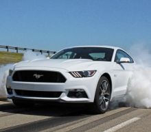 Ford Mustang Hybrid due in 2020, and it may be powerful