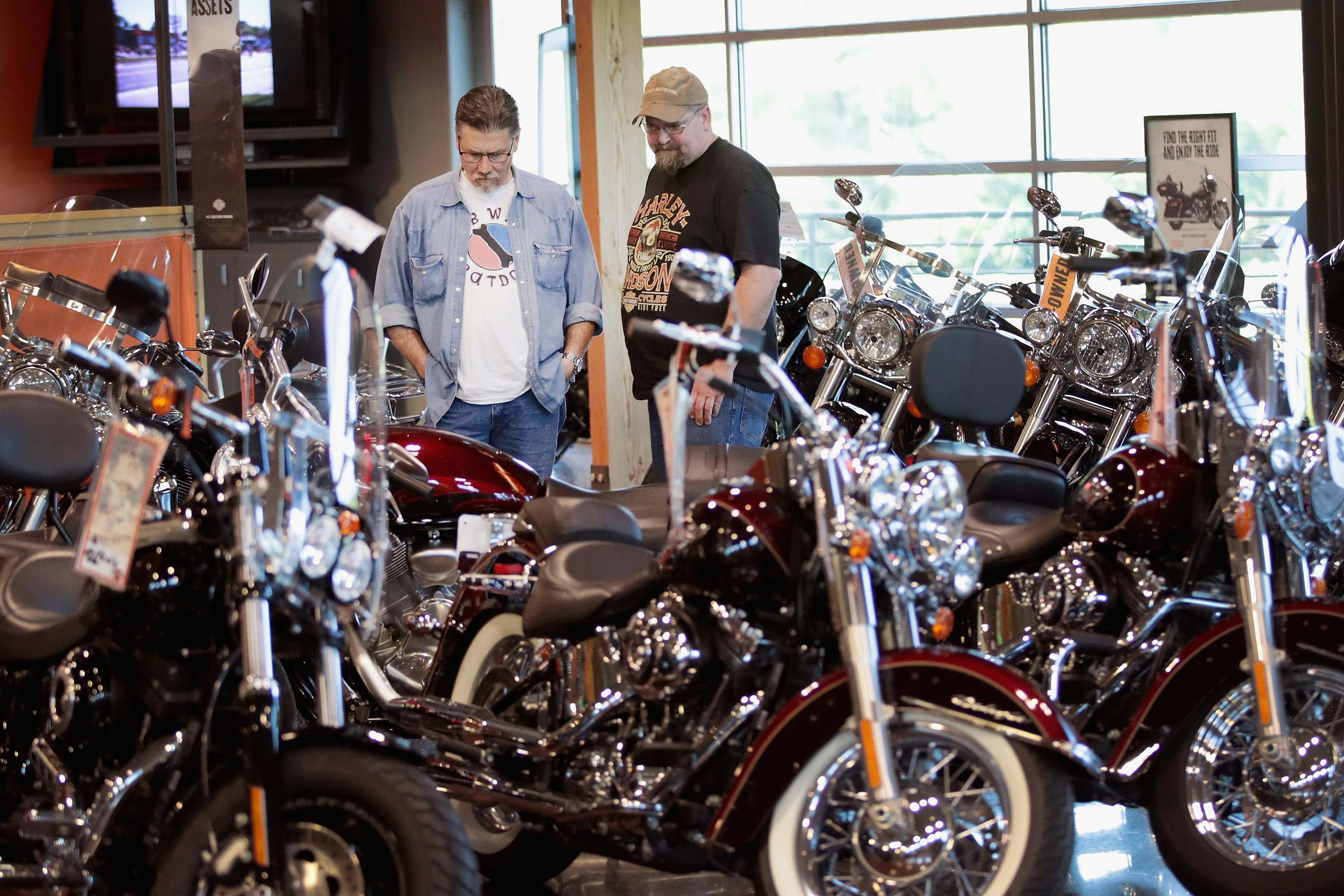 Harley Davidson: Harley-Davidson Is Moving Some Production Overseas To Deal