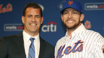 Mets GM challenges NL East foes: 'Come get us'