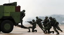 Taiwan military starts war games simulating attack by China's PLA