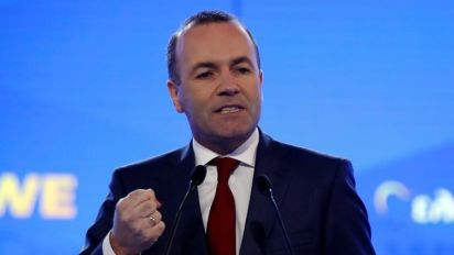 German EU candidate speaks out against Russia gas pipeline