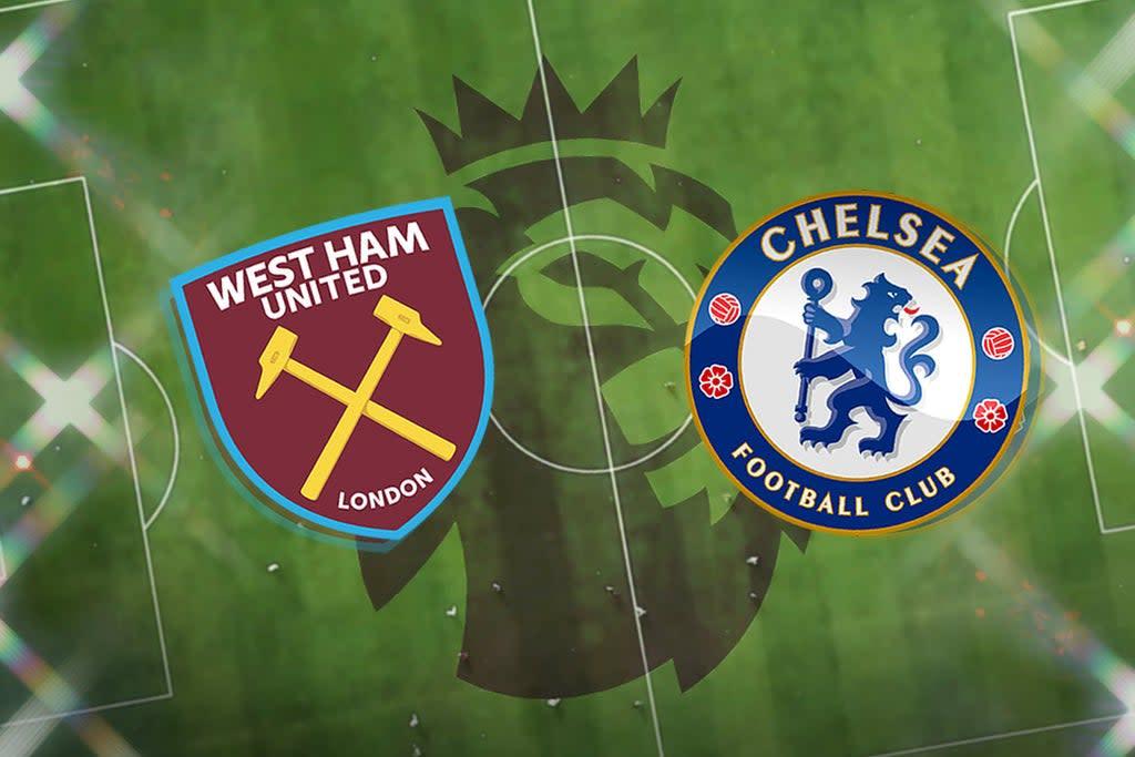 West Ham vs Chelsea FC LIVE! Latest team news, lineups ...