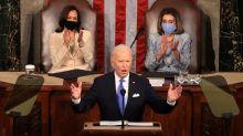 Biden to Congress: Pass police reform bill by anniversary of George Floyd's death