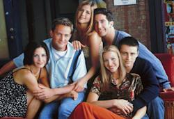 'Friends: The Reunion' hits HBO Max on May 27th