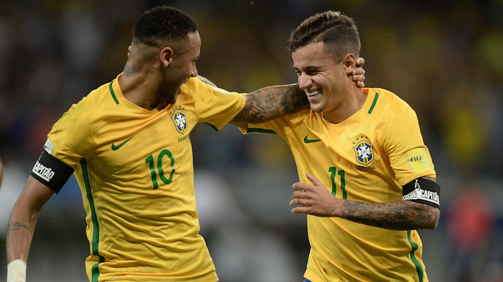 Coutinho: Gib Neymar den Ball und er regelt den Rest