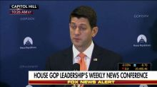 Ryan says Trump was 'right to ask' for Flynn's resignation