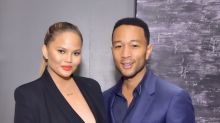 Chrissy Teigen live tweets from family vacation during earthquake in Indonesia