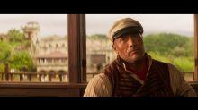 Con aires de Indiana Jones: Dwayne Johnson vuelve al cine de aventuras en el tráiler de Jungle Cruise