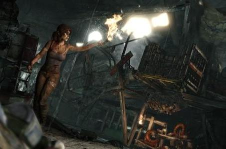Visual Works explains how Tomb Raider's big E3 trailer came to be