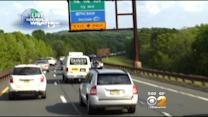 Heavy Traffic On Garden State Parkway As Memorial Day Weekend Travel Kicks Off