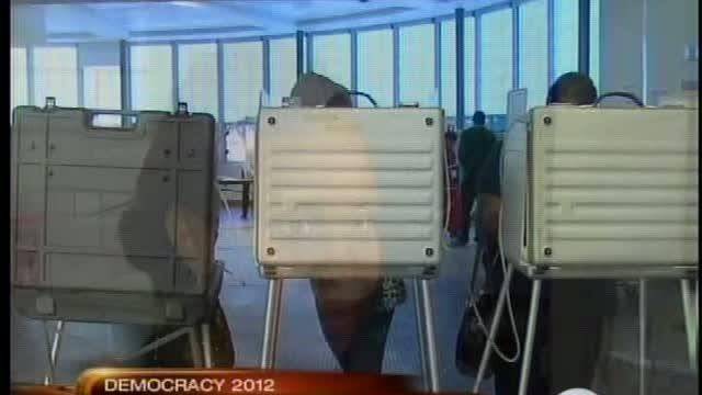 Voting problem on Primary Election Day