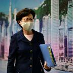 US slaps sanctions on Hong Kong leader for 'undermining autonomy'