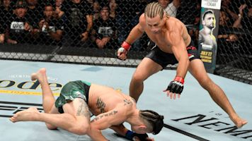 Urijah Faber comes out of retirement in style