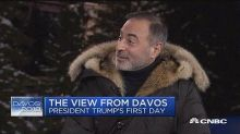 Welltower CEO on Trump's Davos arrival: I thought Beyonce...