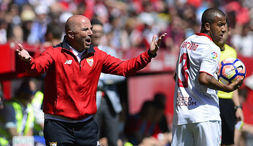 """Primera Division: Sevilla-Coach Sampaoli: """"Neymar ist bereit, Messi zu ersetzen"""""""