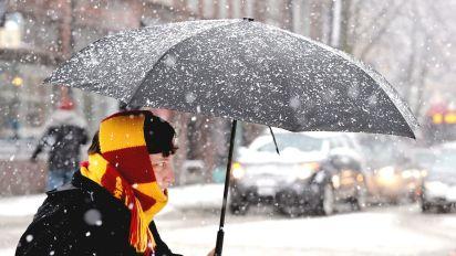 Coast-to-coast storm bringing misery to millions