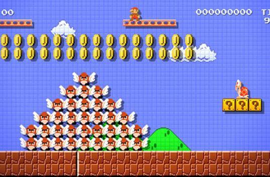 'Mario Maker' level-design game launches in September