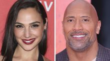 Gal Gadot To Star With Dwayne Johnson In 'Red Notice'