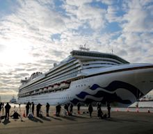 2 people from the Diamond Princess cruise ship have died from the coronavirus