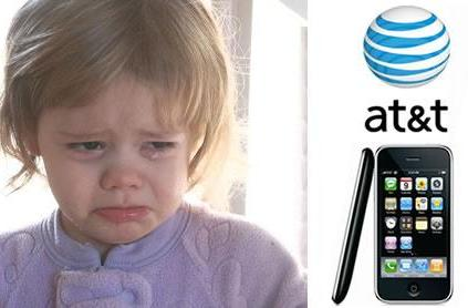 Analysts see iPhone remaining exclusive to AT&T, spurring sales of anti-depressants