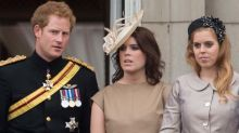 Prince Harry's cousins 'stunned' by the Duke's recent behaviour