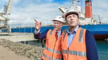 SA Labor pledges funds for deepwater port