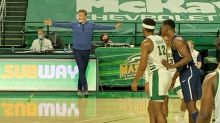 Spiders again follow Golden path, 13 steals, to comfortable win over George Mason