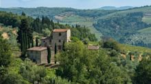 Michelangelo's breathtaking Tuscan farmhouse is now up for sale