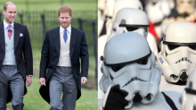 New 'Star Wars' film might include Princes Harry and William