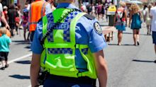 Police officer says grabbing bottom was a 'workplace accident'