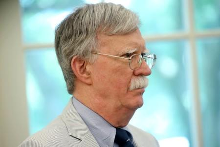 Tensions over Afghan talks ended with Bolton's exit - sources