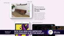 Apple releases the newest iPad Mini