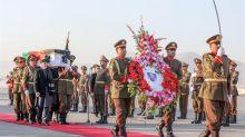 Afganistán celebra un funeral de Estado al cooperante japonés muerto en un ataque